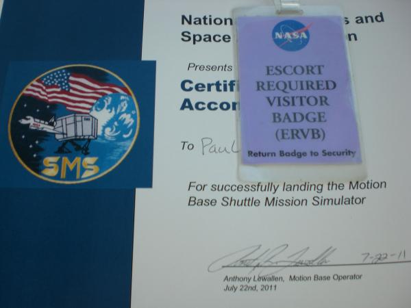 An American Treasure: The Space Shuttle