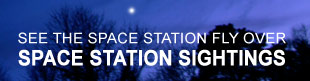 See The ISS Fly Over